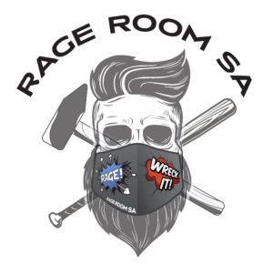 Rageroom masks