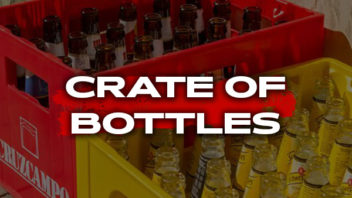 Crate of Bottles